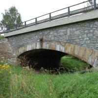 Most přes Kladinský potok