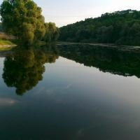 Heršpický rybník v PP Jalový dvůr