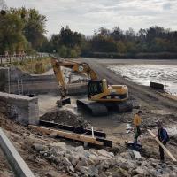 Mlýnský rybník před rekonstrukcí