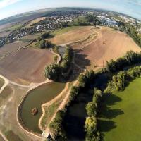 Revitalizace Jizery – letecký pohled