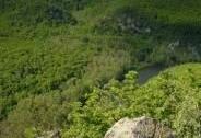 Pohled z Sealsfieldova kamene | Autor: Petr Holub