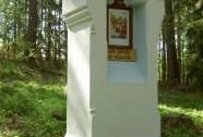Dunajovice - kaplička křížové cesty na Dunajovické hoře | Autor: Miroslav Hátle