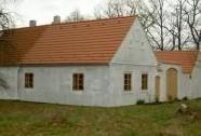 Domanín - rekonstruovaná bašta u rybníka Děkanec | Autor: Miroslav Hátle