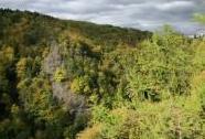 NPR Lichnice-Kaňkovy hory, pohled z vyhlídky Dívčí skok  | Autor: Zuzana Růžičková