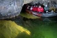 Punkevní jeskyně, vodni plavba | Autor: Petr Zajíček