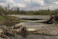 Štěrkové náplavy řeky Bečvy u Černotína | Autor: Vladislav Holec
