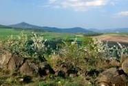 Krajina z vrchu Třešňovka | Autor: Zuzana Růžičková