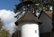 Zvonička na Cikháji | Autor: Zdeněk Záliš